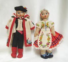 Felt Applique, New Dolls, Doll Clothes, Harajuku, Costumes, Christmas Ornaments, Hungary, Afghanistan, Holiday Decor