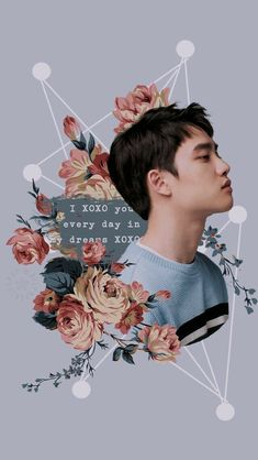 Trendy Ideas For Exo Aesthetic Wallpaper Purple Kyungsoo, Kaisoo, Exo Chanyeol, Baekhyun Hot, Picsart, D O Exo, Exo Music, Inspiration Wand, Baekhyun Wallpaper