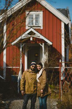 Aneta & Marcin // Sweden, Stockholm Archipelago // www.martadul.tumblr.com #sweden #photography #stockholm #destinationphotography #sea #ojaisland