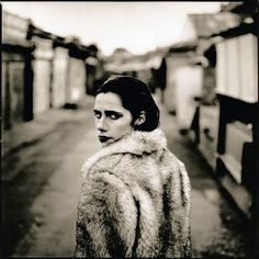P J Harvey by Anton Corbijn