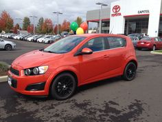 2013 Chevy Sonic Cute Cars, Chevy, Vehicles, Cars, Autos, Chevrolet Aveo, Sweet Cars, Vehicle
