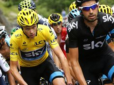 Team Sky | Pro Cycling | Photo Gallery | Tour de France stage 19 gallery