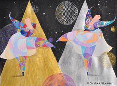 Sternzeichen Zwilling, Bock-Art, Christine Bock
