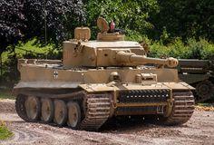 Last operational Tiger Tank used in movie Fury