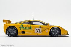 McLaren F1 GTR Harrods