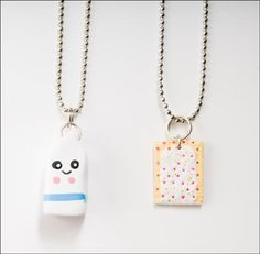 cute best friend jewelry | Super cute BFF necklaces! | KatSavage96 on Xanga