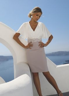 Linea Raffaelli Set 215 summer collection, which is perfect for The Mother of the Bride, Mother of the Groom or a special guest. This stunning outfit is featured as part of the summer collection new for 2020 True Style Never Dies Mother Of Bride Outfits, Mother Of Groom Dresses, Bride Groom Dress, Groom Outfit, Summer Mother Of The Bride Dresses, Mob Dresses, Short Dresses, Fashion Dresses, Fabulous Dresses
