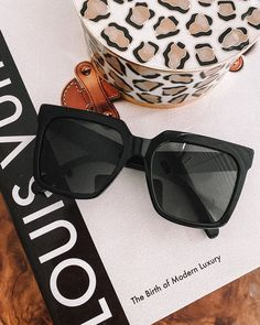 Fashion Jackson Black Celine Sunglasses Leopard Box