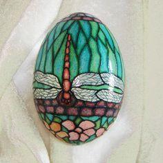 dragonfly egg