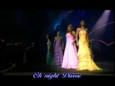 "CELTIC WOMAN ~ ""O Holy Night"".  Méav Ní Mhaolchatha, Órla Fallon, Lisa Kelly, Chloë Agnew and Máiréad Nesbitt."