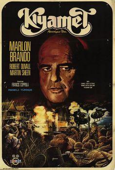 BROTHERTEDD.COM Marlon Brando, Martin Sheen, Robert Duvall, Cinema Posters, Film Posters, Apocalypse Now Movie, Movie Pic, Film Movie, Francis Ford Coppola