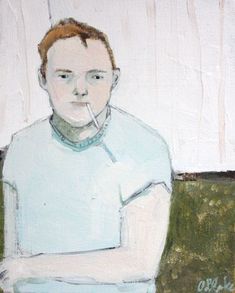 Uncle Ken by Amanda Blake (contemporary), American