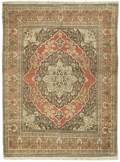 This beautiful Handmade Knotted Rectangular rug is approximately 4 x 5 New Contemporary area rug from our large collection of handmade area rugs with Persian Hamadan style from Iran/Persia with Wool
