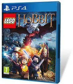 LEGO HOBBIT PARA PS4
