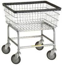 Narrow Laundry Cart