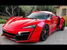 TOP 10 hyper cars which you probably haven't heard of !! - YouTube