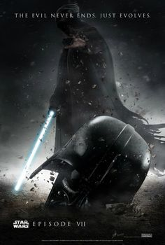 Star Wars Episode 7 Trailer | Now this is the new Star Trek: Into Darkness Poster and someone has ...