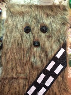 Chewbacca Valentine Box Inspired From Another Pinner