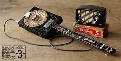 Homemade Guitars - Blues History & Cigar Box Guitars: Model -3- String…