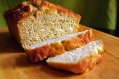 Goat Cheese & Chive Beer Bread © Food Loves Beer