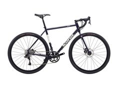 Kona Rove 2015, grape/white/silver - Rennrad im Biker-Boarder Shop kaufen
