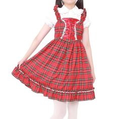 http://www.wunderwelt.jp/products/detail2590.html ☆ ·.. · ° ☆ ·.. · ° ☆ ·.. · ° ☆ ·.. · ° ☆ ·.. · ° ☆ Red check dress BABY THE STARS SHINE BRIGHT ☆ ·.. · ° ☆ How to order ☆ ·.. · ° ☆  http://www.wunderwelt.jp/blog/5022 ☆ ·.. · ☆ Japanese Vintage Lolita clothing shop Wunderwelt ☆ ·.. · ☆ #egl