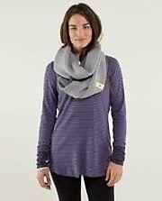 Knit happens scarf lululemon