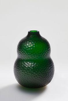 carlo scarpa / vase battuto / venini / 1940