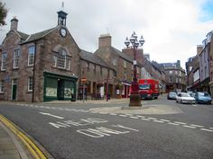 Brechin, Angus, Scotland....our home for 3 years!