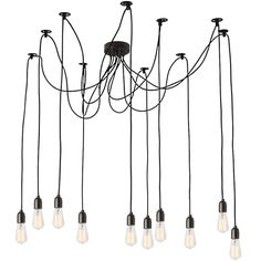 Found it at AllModern - Industrial Chic 10 Light Pendant