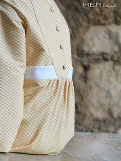Modèle Candide, patron de couture Robe