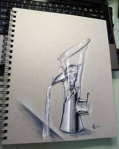 "Gefällt 350 Mal, 3 Kommentare - 翁豪濬 _ 精點線設計工作室 (@haojum) auf Instagram: ""水龍頭 design sketch http://www.epldesignstudio.com/ #industrialdesign #design #productdesign…"""