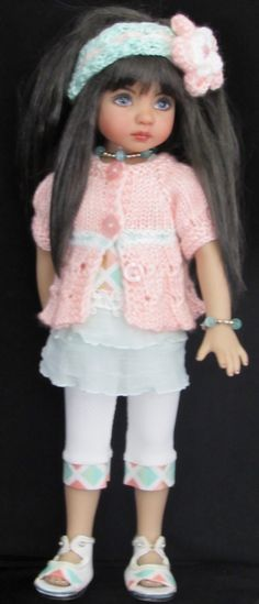 Handmade set made for Effner Little Darling Dolls