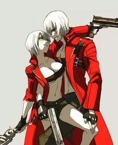 Resultado de imagen para devil may cry 5 dante anime