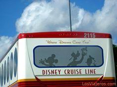 Autobús de Disney - USA