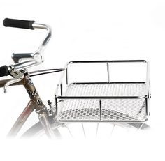Brick Lane Bikes Take Away Tray metalen fietsmand. Nieuw! Shop NU! #fietsen #fixie