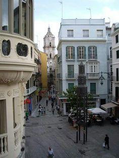 Plaza de malaga...
