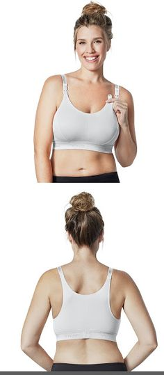 360f7f02196b2 Plus Size Nursing Bra Bravado! Designs Women's Original Nursing Bra Double  Plus $35.00 - $35.99