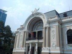 Hi Chi Minh City Opera House 2011