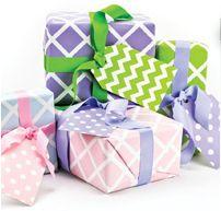 Gift Wrap | Colour Scheme. Pastel