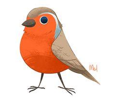 robin bird on Pinterest | Robin Bird, Robins and Bird Drawings