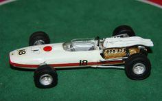 HAND BUILT 1/43 WHITE METAL C SCALE 004 HONDA RA273 V12 GP 1966 MODEL CAR RARE