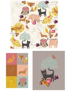 Jillian_PP_animalsMixcollage