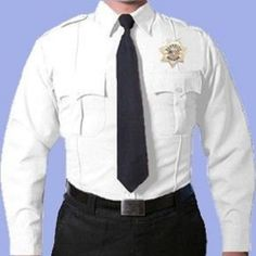 Security Guard Shirts/uniforms , Find Complete Details about Security Guard Shirts/uniforms,Uniforms/work Apparel/military Shirts from Military Uniforms Supplier or Manufacturer-HEREDIA-GONZALEZ,INC. Security Uniforms, Security Guard, Uniform Shirts, Men In Uniform, White Shirt Men, Work Wear, Bomber Jacket, Long Sleeve, Sleeves