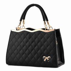 2016 Good Quality PU Bags Women Leather Handbag Shoulder Bags Ladies Hand Bags Messenger Bag Dollar Price