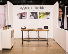 Amy Cheshire Photography - Bridal Show Booth