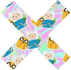 Adventure time forever.