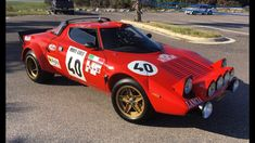 Image result for lancia stratos
