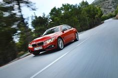 2014 BMW 4 Series front left view 7