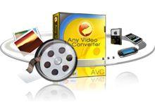 Any Vidéo Converter = HD Convertisseur Vidéo + WMV Convertisseur + AVI Convertisseur + FLV Convertisseur + YouTube Video Convertisseur + MP4 Convertisseur + DVD Convertisseur